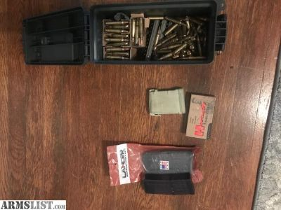For Sale/Trade: .223 Ammo mags