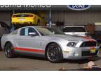 Used 2012 Ford Mustang Shelby GT500 Coupe