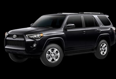 2019 Toyota 4Runner SR5 (Midnight Black Metallic)