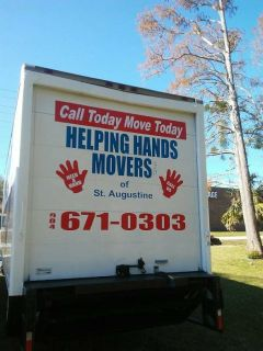 Helping Hands Movers St Augustine