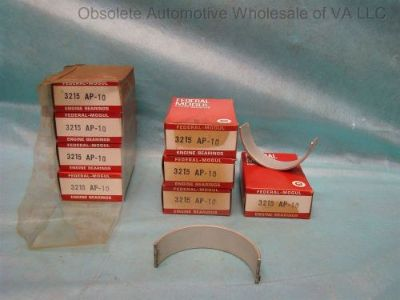 Sell 1966 Ford 427 Mustang Fairlane Falcon OHC Wedge Rod Bearing Set 010 8 Cyl USA motorcycle in Vinton, Virginia, United States, for US $80.00