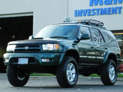 2000 Toyota 4Runner SR5 (Green)