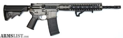 For Sale: LWRC DI tungsten grey ar15