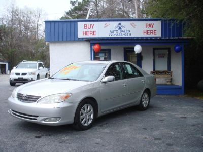 2003 Toyota Camry LE V6 (SIL)