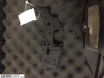 For Sale: Spikes Zombie Stripped Lower