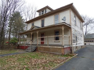 4 Bed 2 Bath Foreclosure Property in Jeffersonville, NY 12748 - Old Taylor Rd