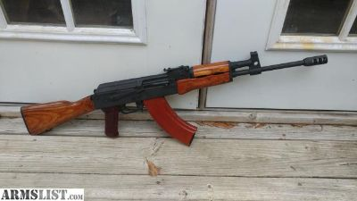 For Sale: Romanian AK + Extras