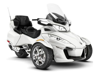 2019 Can-Am Spyder RT Limited 3 Wheel Motorcycle Zulu, IN