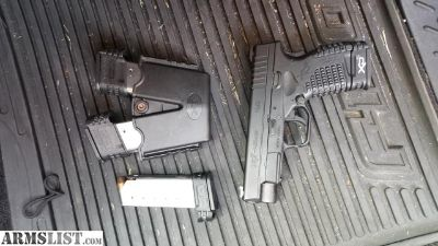 For Sale: Springfield XDS .45