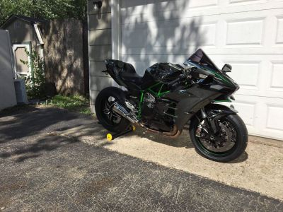 2015 Kawasaki Ninja H2 Supersport Northlake, IL