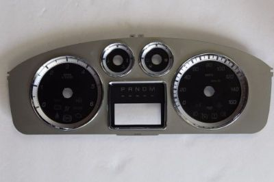 Find OEM GM 07-14 CADILLAC ESCALADE PLATINUM SPEEDOMETER CLUSTER GAUGE FACE PART ONLY motorcycle in Putnam, Connecticut, United States, for US $130.00
