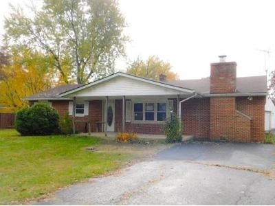 3 Bed 1.1 Bath Foreclosure Property in Franklin, OH 45005 - Fisher Rd