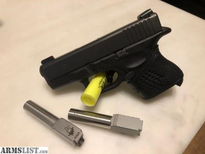 For Trade: Glock 33 9mm/357/40