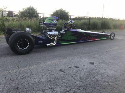 2011 American Race Cars/Wilson Racing Engines: very low runs