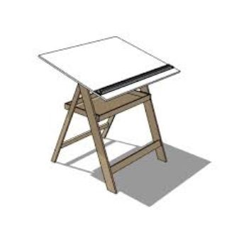 Free: Artist Drafting Table