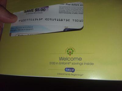 20 Enfamil coupons over $100 in savings