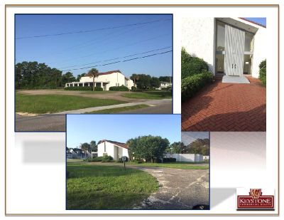Former Church@65th-9,740sf Building-Property For Sale-Myrtle Beach