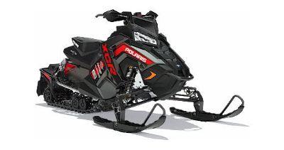 2018 Polaris 600 RUSH XCR SnowCheck Select Trail Sport Snowmobiles Pittsfield, MA