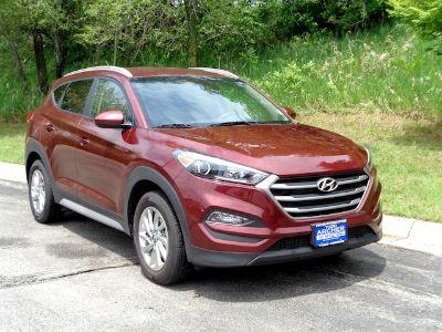 2017 Hyundai Tucson SE (Ruby Wine)
