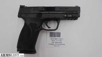 For Sale: S&W M&P 9 M2.0