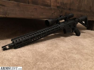 For Sale: Spikes Snowflake AR15