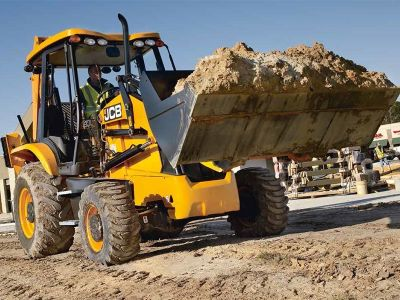 2017 JCB 3CX BACKHOES