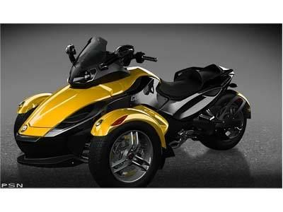 2009 Can-Am Spyder GS Roadster with SM5 Transmission (manual) 3 Wheel Motorcycle Motorcycles Wilkes Barre, PA