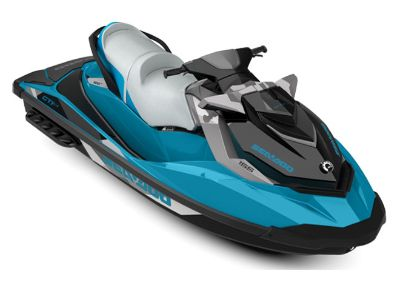 2018 Sea-Doo GTI SE 155 3 Person Watercraft Cartersville, GA
