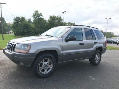 2002 Jeep Grand Cherokee Sport (Silver)