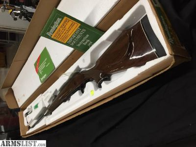 For Sale: Mint/never fired Remington 700BDL Custom Deluxe-MFD in 2001