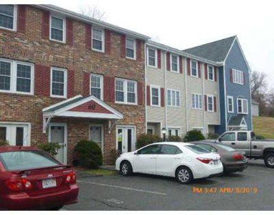 60 Fox Meadow Rd #E Leominster Two BR, Accepted offers and