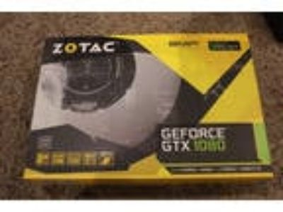 Zotac Geforce GTX 1080 Amp! Edition Graphics Card - 8GB