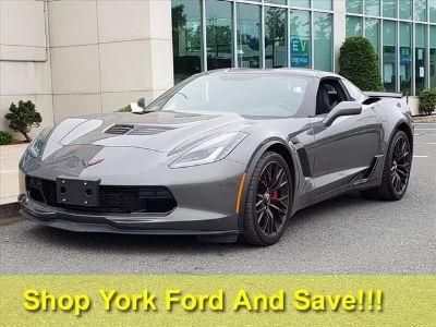 2016 Chevrolet Corvette (Shark Gray Metallic)
