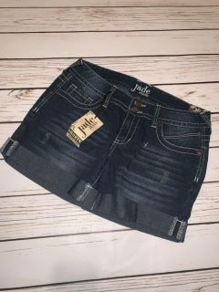 NWT Jade Jeans Shorts Size 7/8