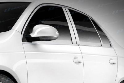 Buy SES Trims TI-P-179 06-10 Volkswagen Jetta Door Pillar Posts Window Covers Trim motorcycle in Bowie, Maryland, US, for US $70.20