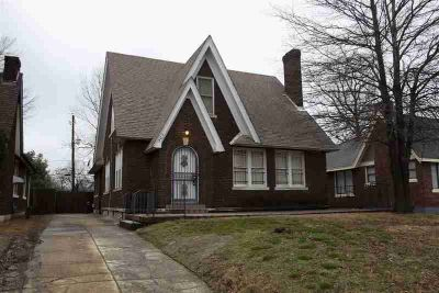 925 N Auburndale St Memphis Three BR, Contract Failed!!l
