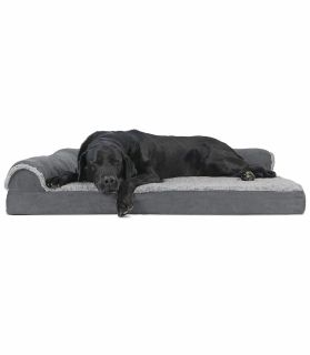 Orthopedic dog bed. New