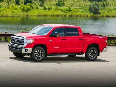2014 Toyota Tundra SR5 (Barcelona Red Metallic)