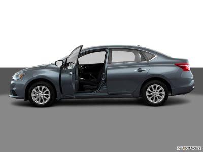 2018 Nissan Sentra S (Aspen White)