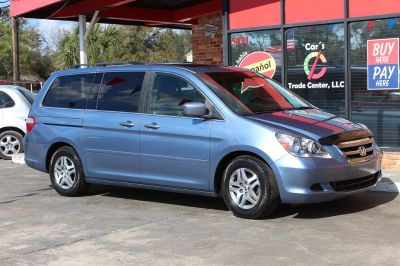 2006 Honda Odyssey EX-L (Blue)