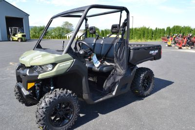 2018 Can-Am Defender DPS HD8 Side x Side Utility Vehicles Grantville, PA