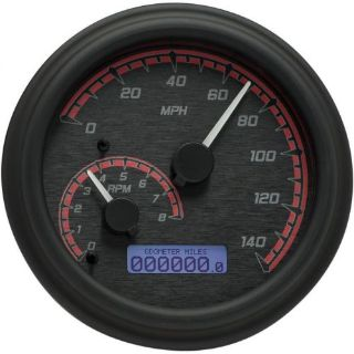 Find Dakota Digital - MVX-2004-KR-K - MVX Series Fatbob Analog/Digital Gauge System motorcycle in Sorrento, Florida, United States, for US $469.99