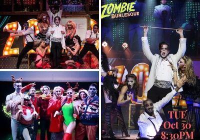 Buy Zombie Burlesque Tickets on Tixbag, Tue 30 Oct 2018, Las Vegas, NV