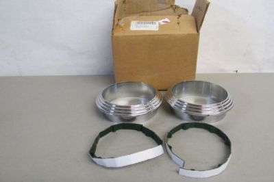 Sell New Cub Car Set of 2 Beauty Ring Billet Cup Holders motorcycle in Richmond, Kentucky, United States, for US $73.95
