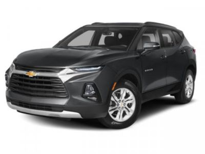 2019 Chevrolet Blazer Base (Summit White)