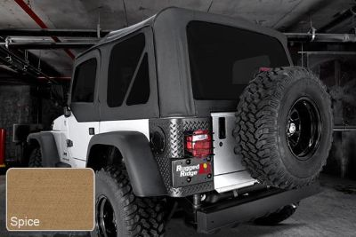 Sell Rugged Ridge 13724.37 - Jeep Wrangler XHD Soft Top motorcycle in Suwanee, Georgia, US, for US $442.31
