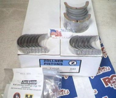 Buy Engine Rebuild kit w/pistons Chrys Dodge Ply 360,V8 1971-1980 .040 oversize motorcycle in Duluth, Minnesota, United States, for US $269.00