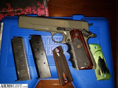 For Sale: Springfield 1911 a-1