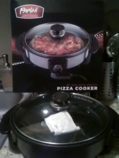 Pizza Cooker/New