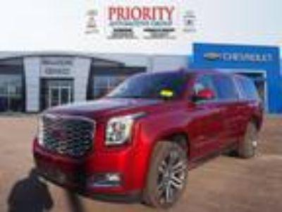 2018 GMC Yukon XL Red, new